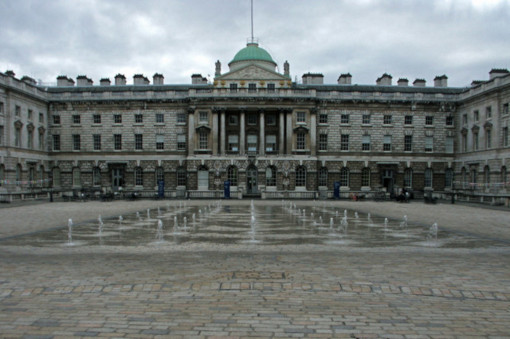 Courtyard of Somerset House image