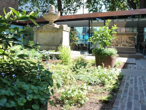Garden museum image