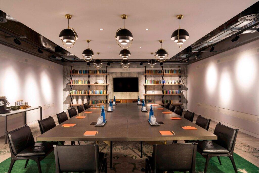 bankside hotel  meeting room